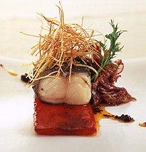 Bacalao Negro con cebolla caramelizada
