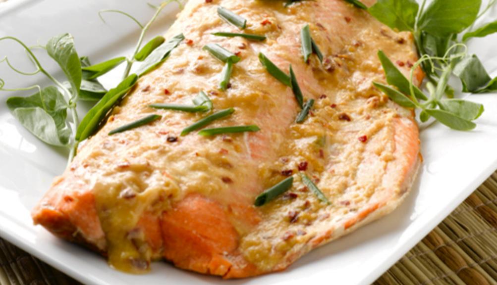 Cocinar pescado congelado a la Barbacoa / Parrilla