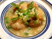 Recetas de albóndigas con salmón keta
